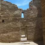 """Chaco Canyon Indian Ruins"" by misckate"
