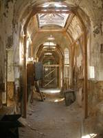 Eastern State Penitentiary Cell Block 3