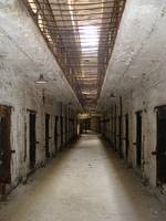 Eastern State Penitentiary Typical Cell Block