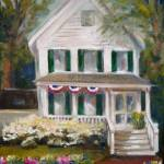 """Nobel House - 1875 - Fish Creek"" by TheExecutiveGarden"