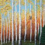 """White Birch"" by dmk-art"