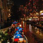 """Christmas on the Riverwalk"" by WaysideTX"