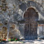 """Mission Espada Doorway"" by WaysideTX"