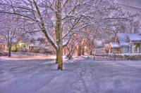 Winter Scene 6 TM HDR