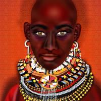 Pride1 Art Prints & Posters by Robina Kaira