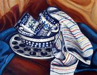 Cleaning Up!: Polish Pottery XXIII