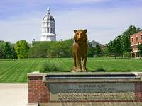 Tiger Plaza, University of Missouri