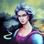 """""""Mona Ludwig"""" by 1881art"""