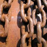 """Rusty chains 2"" by lisa_w"