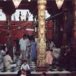 """durga temple foyer"" by shankargallery"