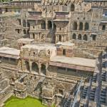 """Chand Baori - Abhaneri step well (10th Century)"" by ChristopherByrd"