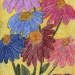 """""""Flowers on Yellow"""" by jmeraz"""