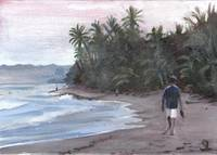 Morning Walk, Rincon