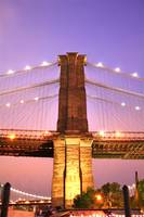 Brooklyn Bridge Dusk