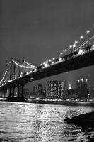 Manhattan Bridge Verticle