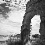 """Roman Aqueduct"" by melanzata"
