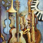 """Harmonic Prelude"" by marydelave"