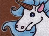 ACEO Unicorn