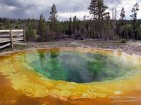 The Blue Hole, Yellowstone