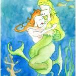 """""""Mermaids, Mermaids"""" by spiralsinlove"""