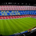 """""""Camp Nou"""" by melanzata"""