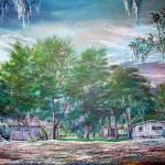"""bethel camp"" by cyber_highwaymen"