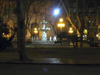 Plaza de la Matriz at Night