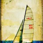 """Hobie Cat"" by etravus"