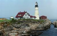 Lighthouse - Portland Head, Maine 2004