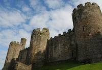 Conwy Castle Outer Wall