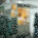 """Silhouette beyond rain speckled window"" by KatRosePhotography"