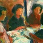 """""""Table - left end"""" by dornberg"""