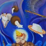 """""""Bhaja Govindam (Praise be to Lord Krishna)"""" by sripriyamozumdar"""