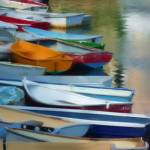 """Rowboat Row"" by houseportraits"