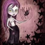 """The Blushing Vampire"" by DarkFaerieCreations"