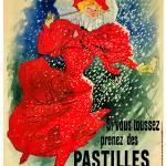 """""""Pastilles Geraud Vintage Poster"""" by Johnny-Bismark"""