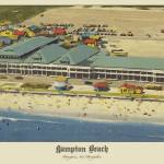 """NH_05_Ariel_Hampton_Beach copy"" by nwcaterdotcom"