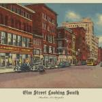 """NH_16_Elm_Street_Looking_S copy"" by nwcaterdotcom"