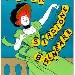 """Livorno Stagione Balneare 1901 Vintage Poster"" by Johnny-Bismark"