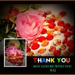 """""""THANK YOU CARD"""" by rajartworks"""
