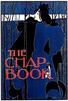 Blue Lady / The Chap Book 1894 Vintage Poster