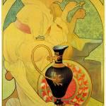"""Gewerbe Musenn Vintage Poster"" by Johnny-Bismark"