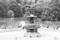 Fountain in Central Park