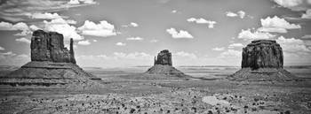 MONUMENT VALLEY B&W