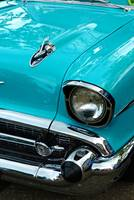 Classic Car Chevrolet Bel Air
