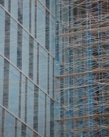 Mirrored Scaffolding
