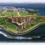 """Castillo San Felipe del Morro, San Juan, Puerto Ri"" by aeAmador"