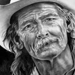 """Cowboy"" by artbyamy"