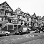 """San Francisco Victorian House"" by AlainPicard"