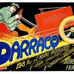 """Darracq ~ Vintage French Motor Car Advertisement"" by Johnny-Bismark"